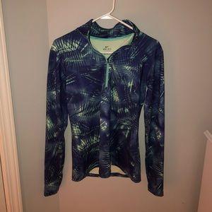 NWOT Nike Women's Quarter-Zip Pullover